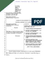 Deckers v. S & L - Complaint