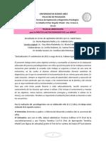 FICHA de ORIENTACIÓN Psicodiagnóstico para niños
