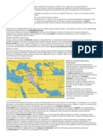 La Cultura Caldeo Asiria o Mesopotamias e Desarrollo en El Cercano Oriente