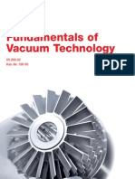Fundamentals of Vacuum Technology