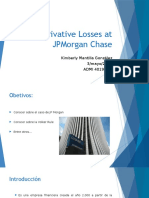 Presentacion Derivative Losses at JPMorgan Chase