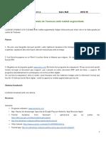 Activitat postals de Toulouse amb realitat augmentada
