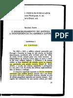 02. CHAUNU, Pierre. Hist. America Latina, Parte II
