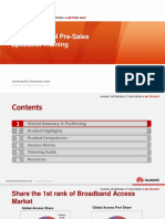 02-HUAWEI MSAN Pre-sales Specialist Training V1.0