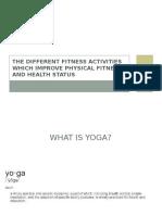 MAPEH-10 Vinyasa Yoga