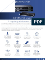 Ucm6100 Series English Datasheet