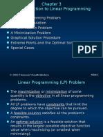 Chap3 Linear Programming