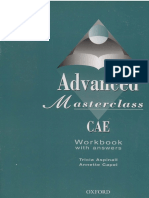 Advanced Master Class CAE Workbook