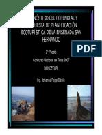 Propuesta de Planificacion Ecoturistica