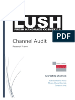 Channel Audit.