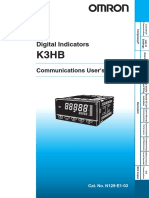 K3HB Communication User Manual (3)