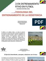 Entrenamiento de La Resistencia. PDF