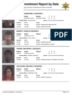 Peoria County Jail Booking Sheet for Sept. 19 2016
