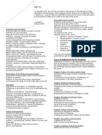 COM 101 Unit 1 General Study Guide Fa15