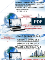 Final STATUS OF INFORMATION AND COMMUNICATION TECHNOLOGY (ICT.pptx