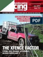 Fencing & Landscaping News - June 2010 (FN0610)