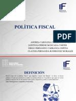 EXPOSICION PÓLITICA FISCAL.pptx