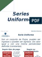 Clase 4 Series Uniformes Equivalentes (Version Final)