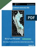 LOS DOMINIOS HIDROGEOLOGICOS EN EL PERU
