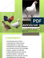La Avicultura Abr-2016