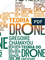 Teoria Do Drone - Gregoire Chamayou
