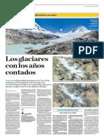Los Glaciares Con Los Años Contados