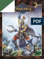 Crucible Promo