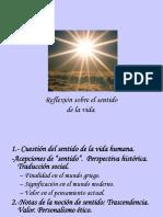 Antropología Sentido vida.1ª parte 14-15