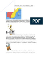 ORIGEN Y EVOLUCIN DEL CASTELLANO 2.docx