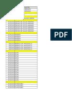 Lista de Asistencia Examenes Pec
