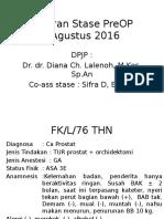 Pre Op IBS 10-08-2016
