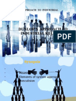 24015004 System Approach to Industrial Relations
