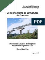 2015 Concreto, Notas Completas
