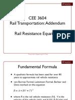 136721454 Rail Resistance