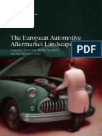 European Automotive After Market Landscape