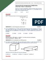 Solucionario ONEM 2016 F1N3