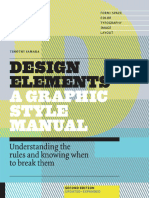 Design Elements - Graphic Style Manual - Understanding the Rules and Knowing When to Break Them