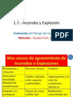 1.7.-Evaluac. Riesgo Incendio. Metodos G.purt, Etc