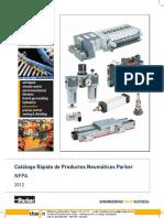 Catalogo NFPA Nov 2012