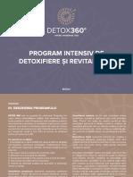 DETOX360 Booklet