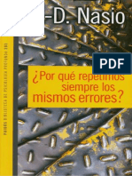 Juan David Nasio - Por qué repetimos siempre los mismos errores.pdf
