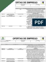 Serviços de Emprego Do Grande Porto- Ofertas Ativas a 19 09 16
