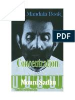 Concentration Mouni Sadhu eBook the Occult Training Manual