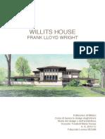 Willits House - Frank Lloyd Wright