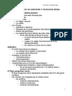 1.- Fisiopatologia Renal