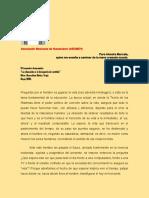 La educación o búsqueda de sentido Mtro. Marcelino Núñez