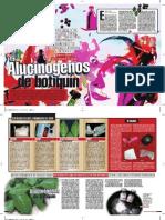Alucinógenos de botiquín