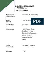 Flujos de Información en Internet - InFORME.pptx