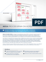 Mega Datasheet Mega Process Bpmn on Hopex Fr