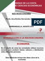 Introduccion a La Macroeconomia.